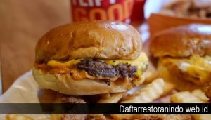 Review Restoran Flip Burger