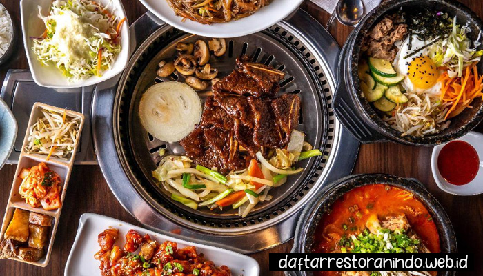Korean Food Halal di Medan